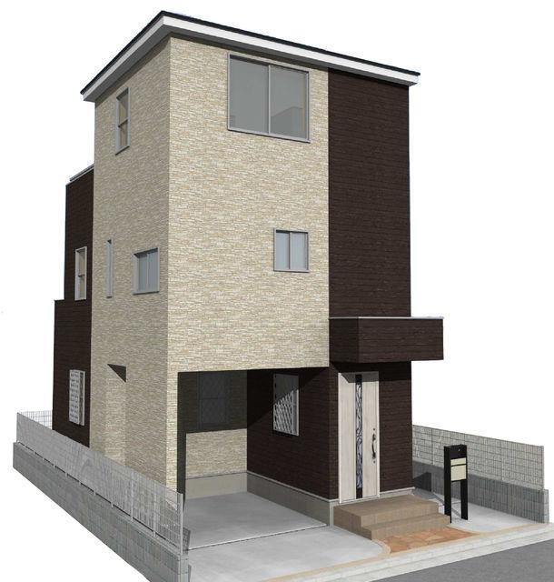 閑静な住宅街で近隣には生活利便施設有