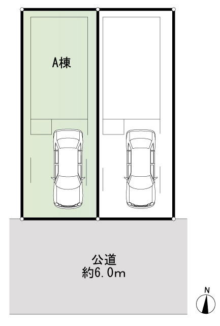 A棟 区画図