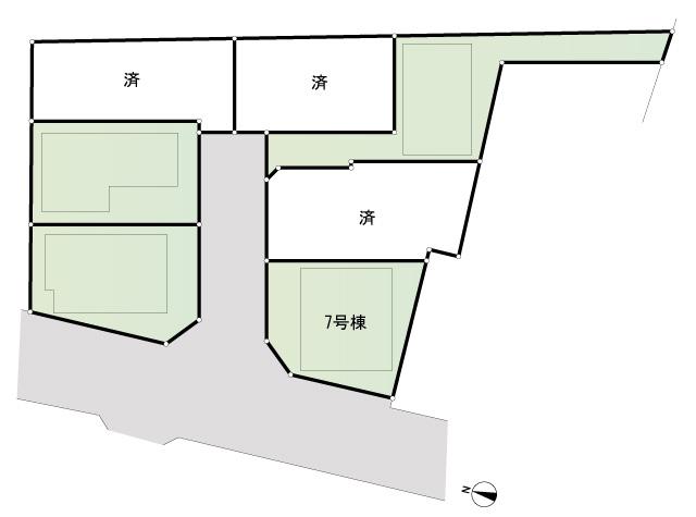 7号棟区画図