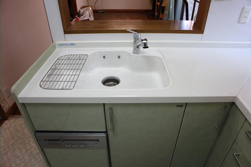 2010年4月水回り交換(キッチン・浴室・洗面所・トイレ)